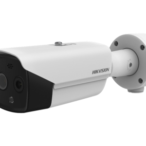 Temperature Screening Thermographic Bullet Camera