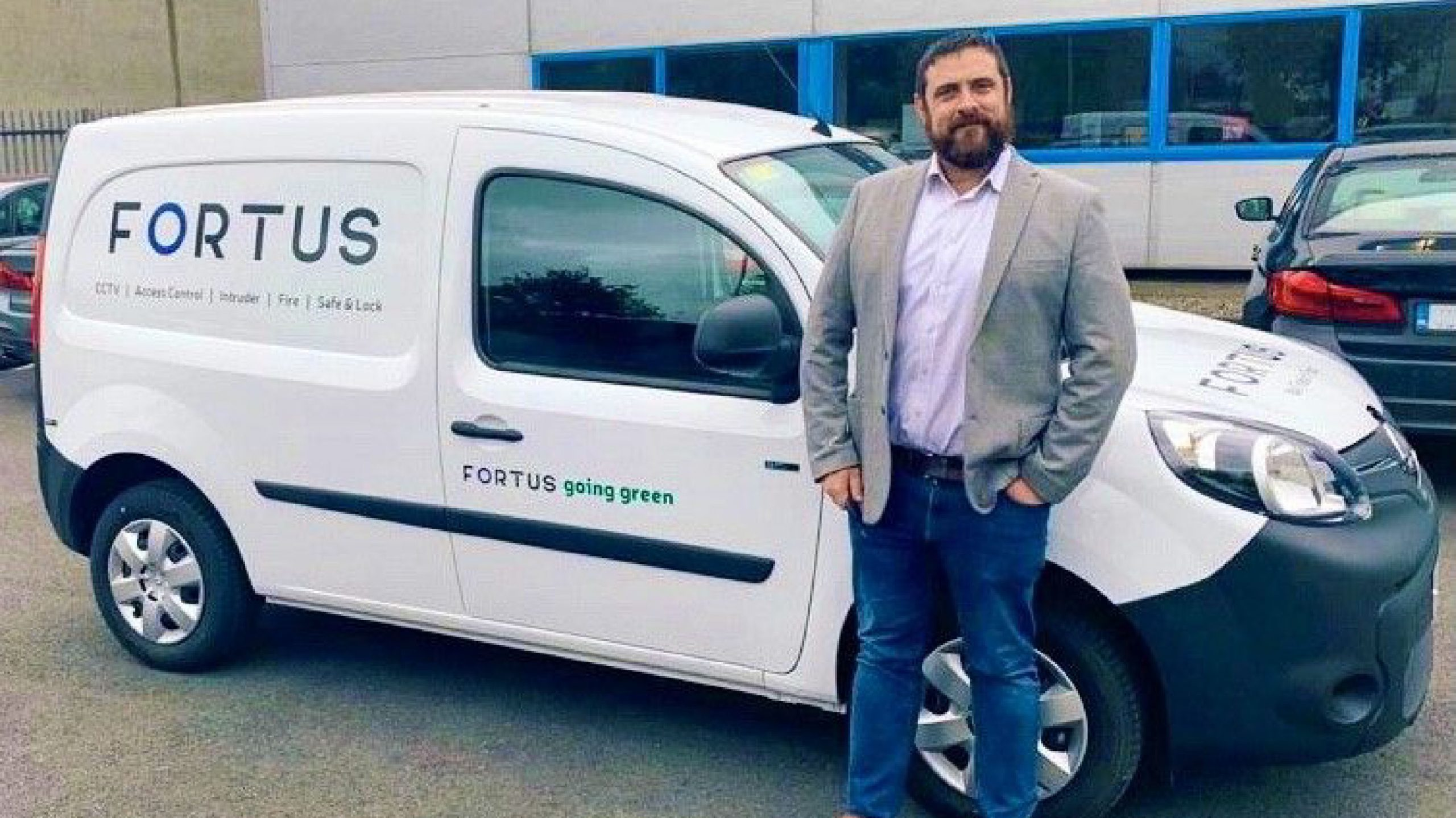 Read more about the article New Fortus electric van